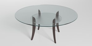 Round Acrylic Replacement Table Top 298X150 Part 74