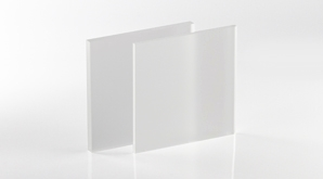 Acrylic Frost Clear Light Diffuser 298X165