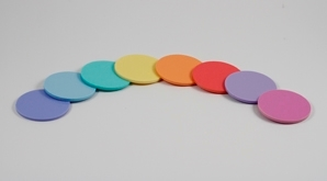 Cast Acrylic/Perspex Discs Cut to Size