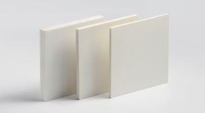 White PVC foam board, also known as Foamex or Palight