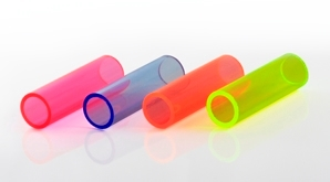 Extruded Acrylic Tube Fluorescent 298X165