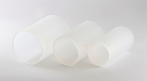 Acrylic Tube Frosted 298X165