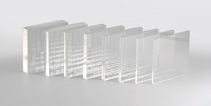 CLEAR ACRYLIC PERSPEX SQUARE SOLID BAR  3mm 10mm 15mm 20mm  UPTO 100MM TO 1000MM