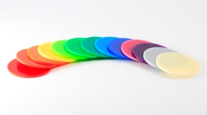 Disc Acrylic Colours 298X165