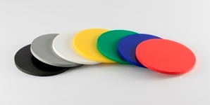 Disc Foam Colours 298X150