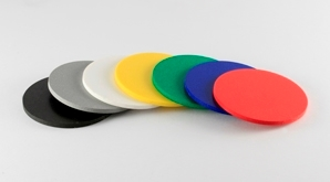 Disc Foam Colours 298X165