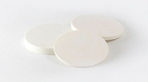 Disc Pvc Foam White 298X165
