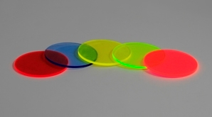 Cast Acrylic Perspex Discs Cut To Size
